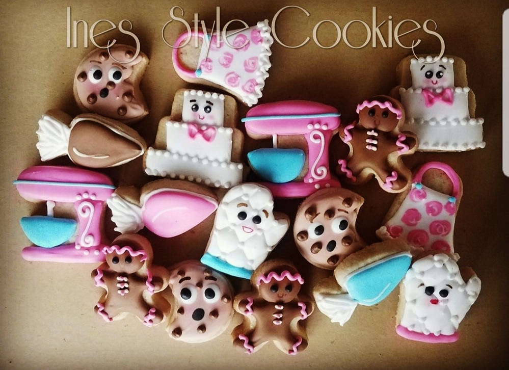 Baking Set Mini Cookies