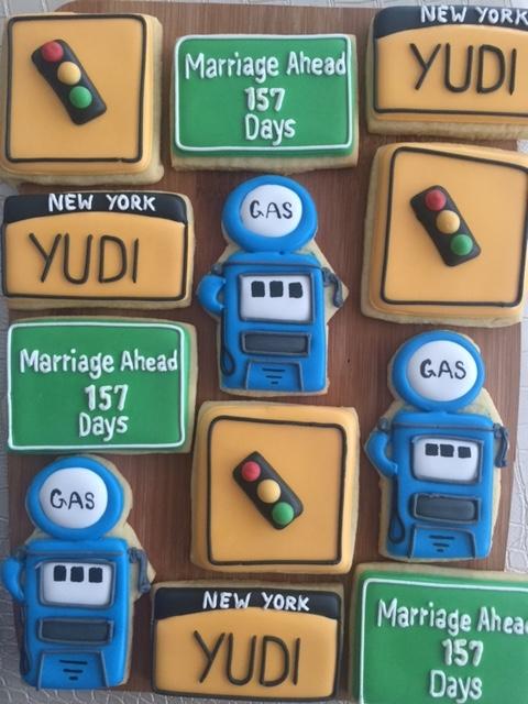 Wedding ahead!