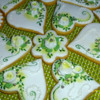 wedding hearts cookies 1: icingsugarkeks