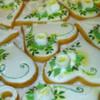 wedding hearts cookies 2: icingsugarkeks