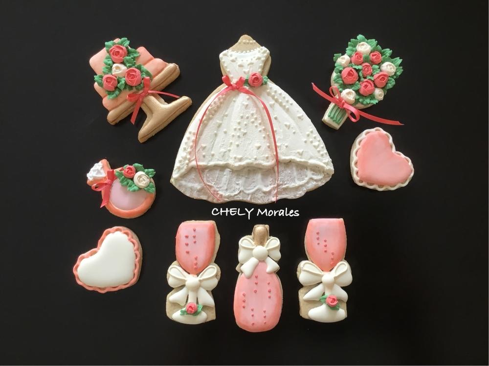 wedding Cookies Primavera Verano!