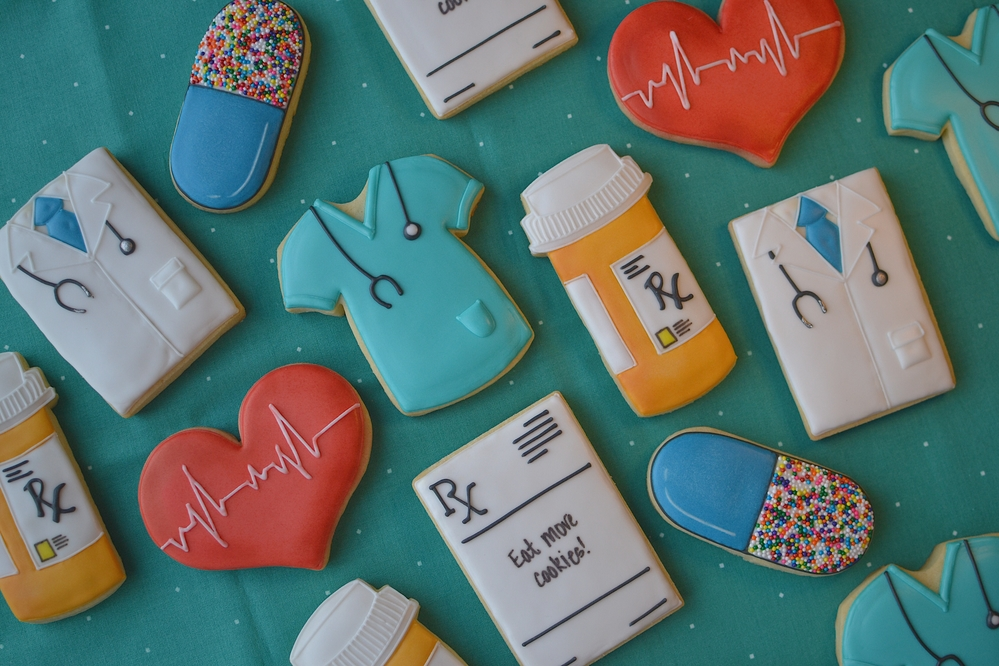 Doctor's Office Cookies