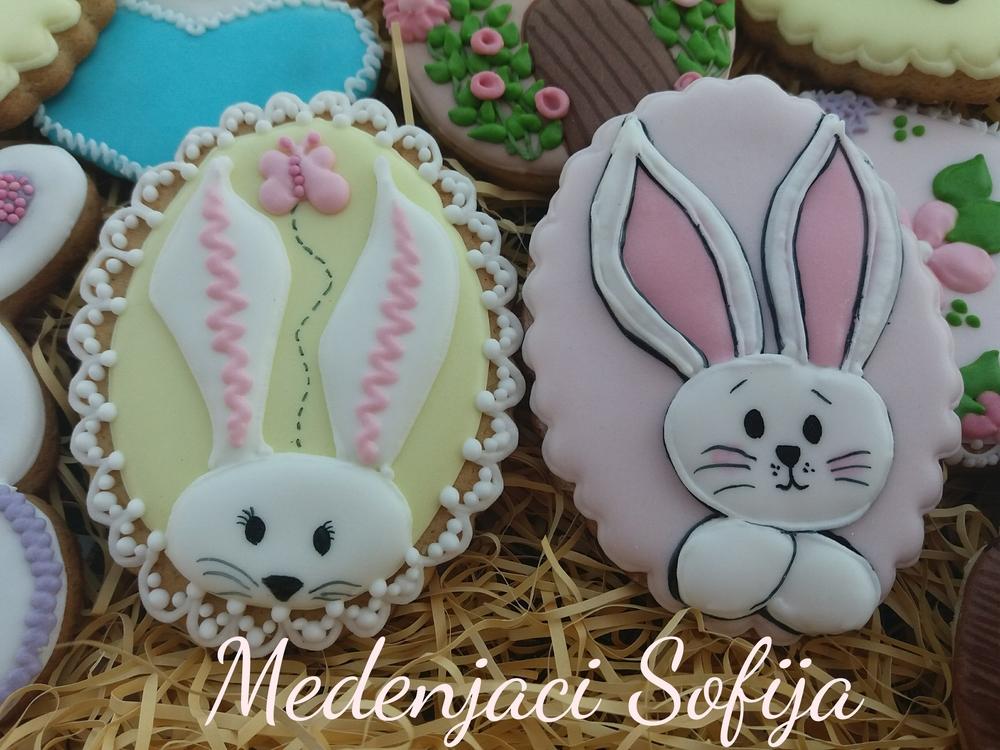 Easter bunnies 🐇🐇