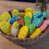 Easter Cookies - Osterkorb
