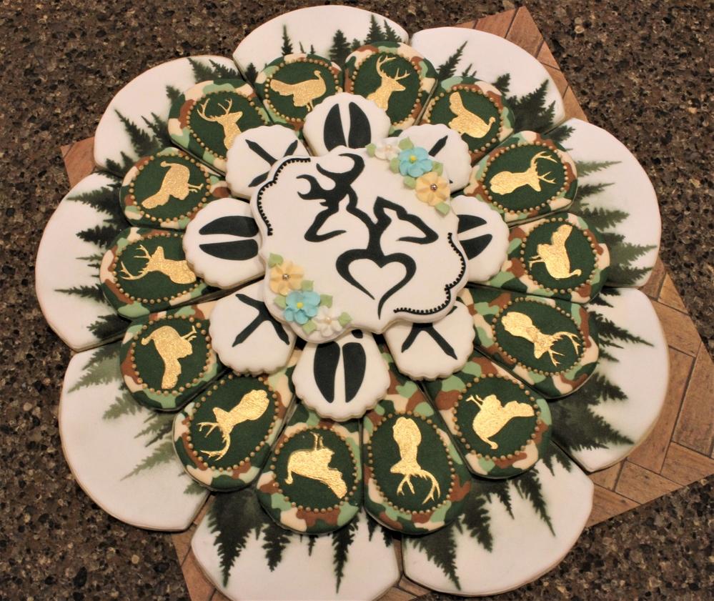 Hunting platter