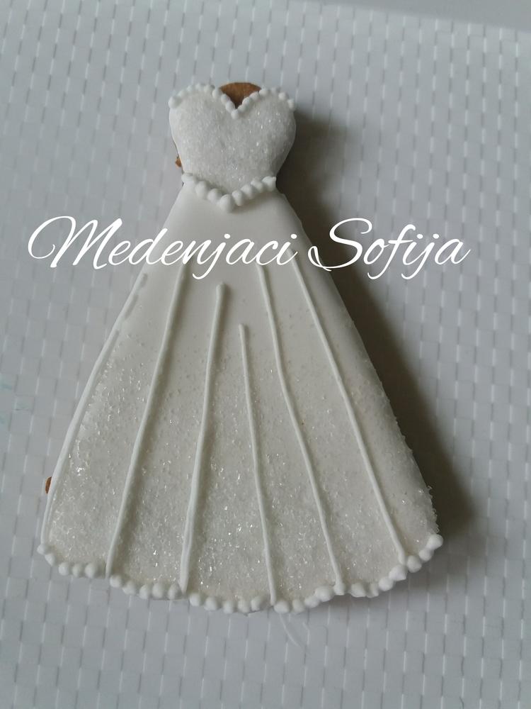 Wedding dress - A style