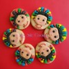 Mexican Doll Cookies