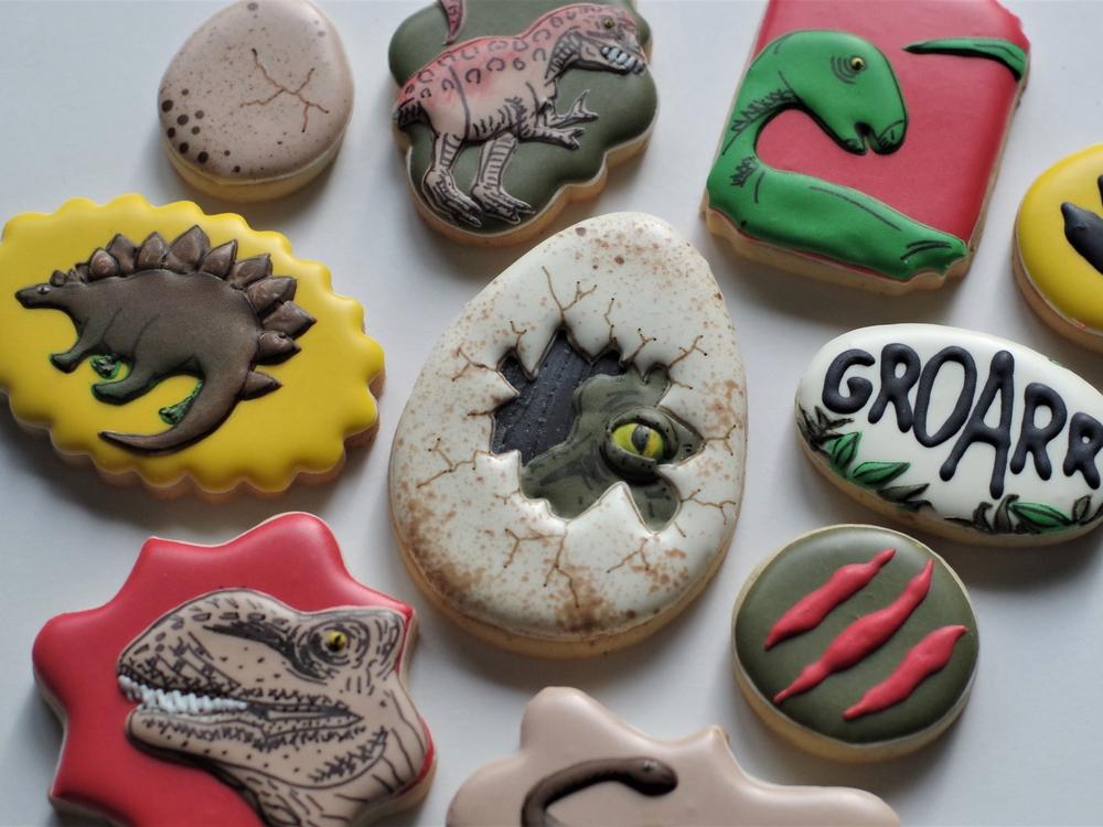 Dinosaur, by doctorcookies