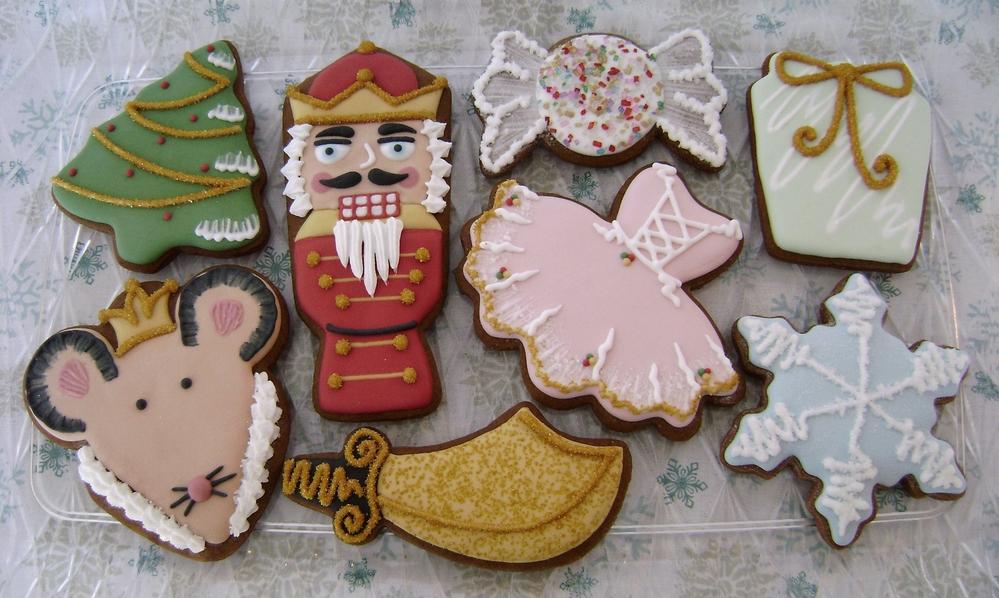 Christmas Nutcracker Platter