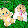 the original baby cookies: icingsugarkeks