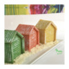 3-D Beach Hut Cookie Boxes |Manu: Cookie and Photo by Manu