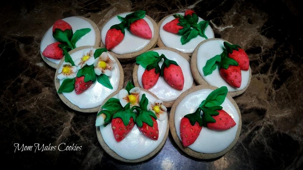 Bringing Strawberries