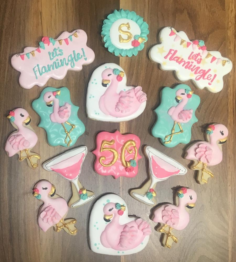 Let's Flamingle at 50!