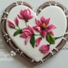 Heart with Magnolias