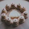 Wedding Dress & Cakes