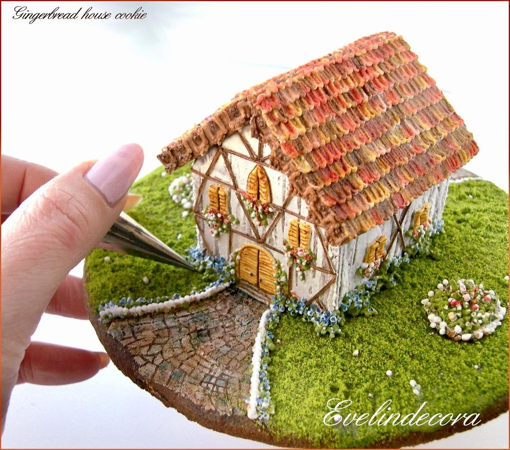 Summer Cookie Cottage