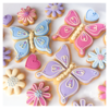 Birthday Butterflies - by Daisy Loves Cake