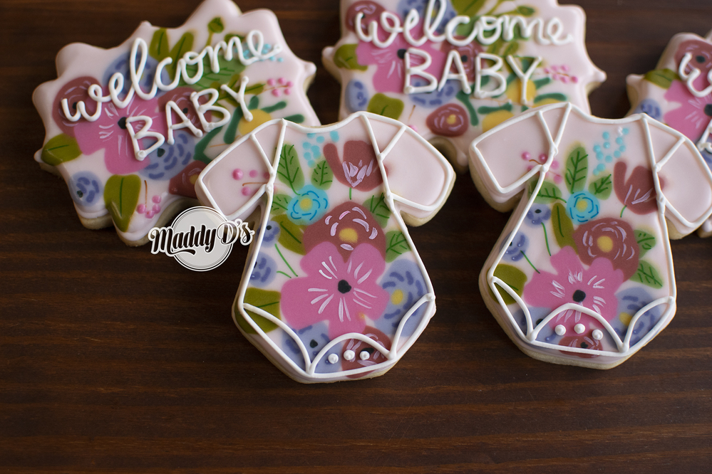 Baby Shower Birthday by Maddy Ds