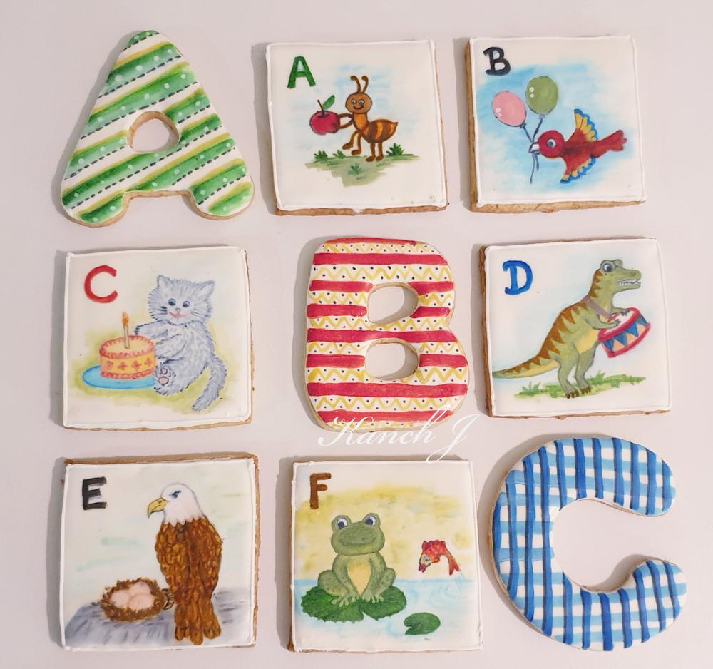 ABC Cookies