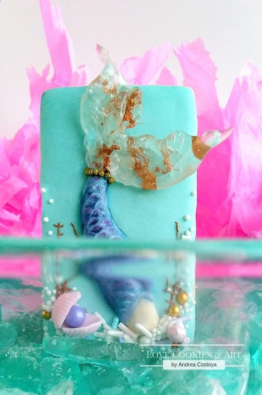 Mermaid Summer Illusion
