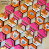 Summer Hexagons | Bakerloo Station