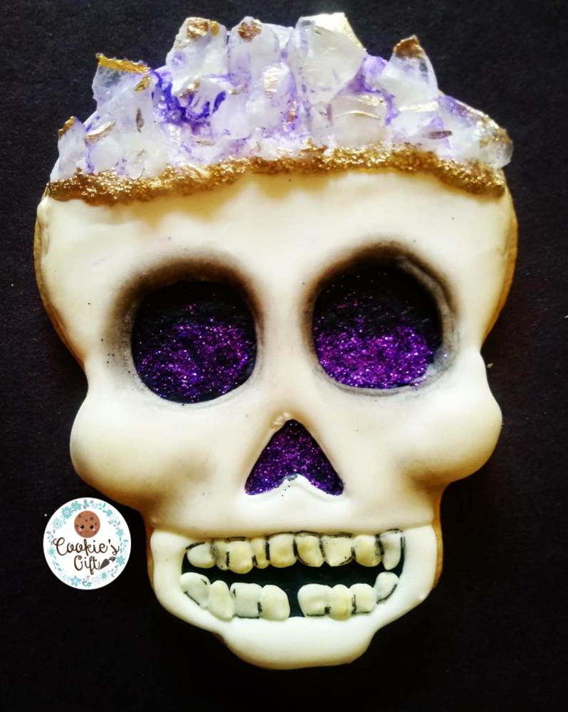 Skullcookies