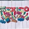 Mexico-Themed Set