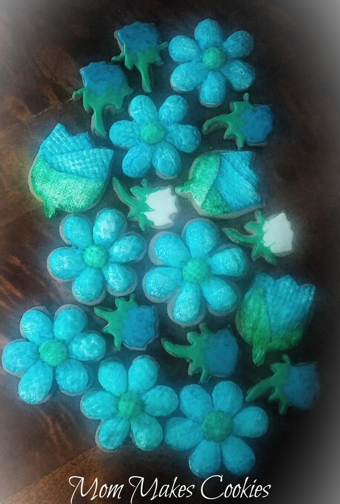A Crocheted Garden