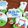 Golf Birthday Set