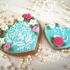 Flower power cookies by TMJcreative