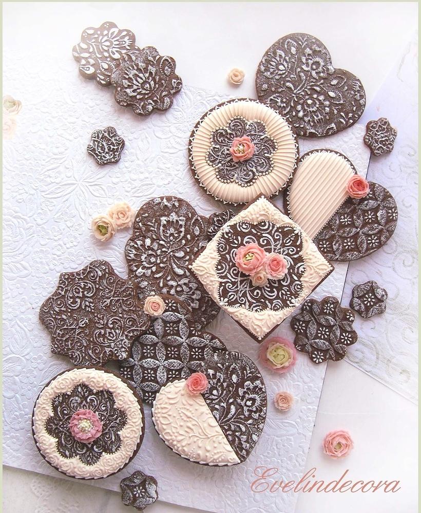 Embossed Cookies