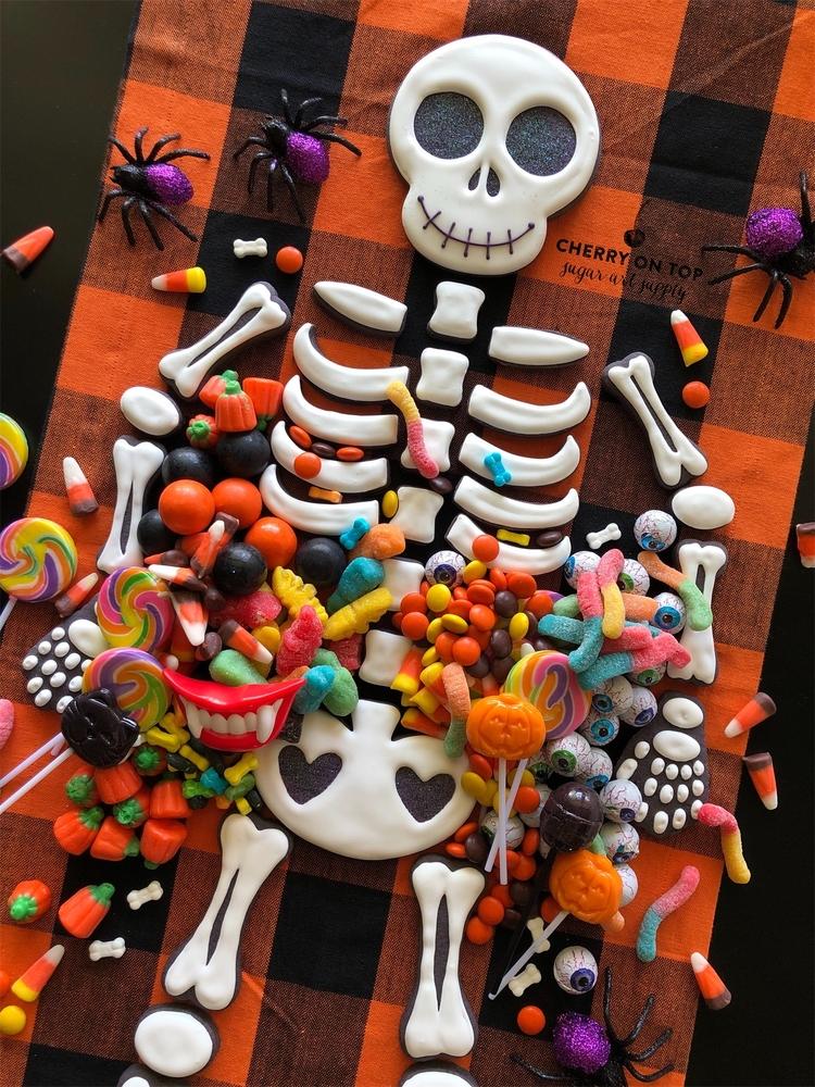 Skeleton Charcuterie