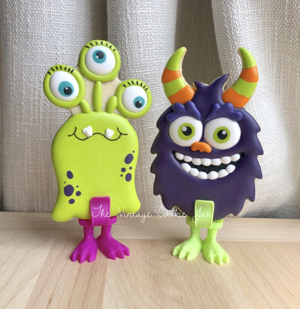 Crazy Monsters!