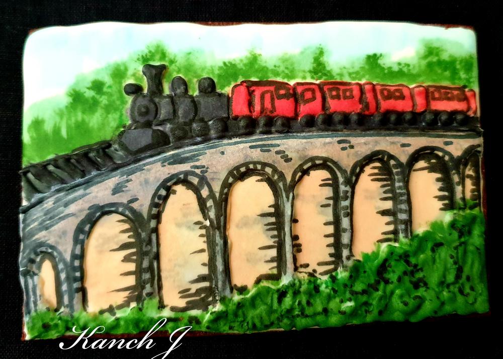 Nine Arch Bridge - Srilanka