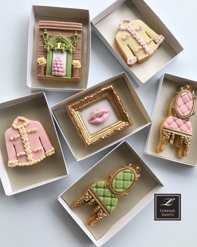 Birthday Cookies by Lorena Rodríguez