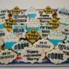 Retirement Cookie Platter