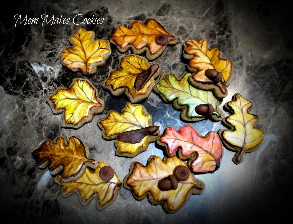 My Little Leaf Pile
