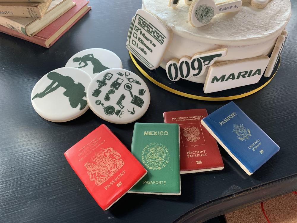 Passport cookies