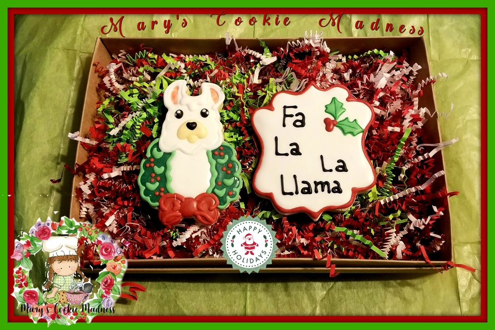 Llama Christmas_2019
