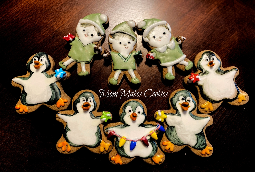 Penguins and Elves
