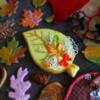 festive leaf 2: icingsugarkeks
