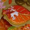 festive leaf 4: icingsugarkeks