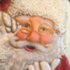 Old St. Nick Icing Transfer