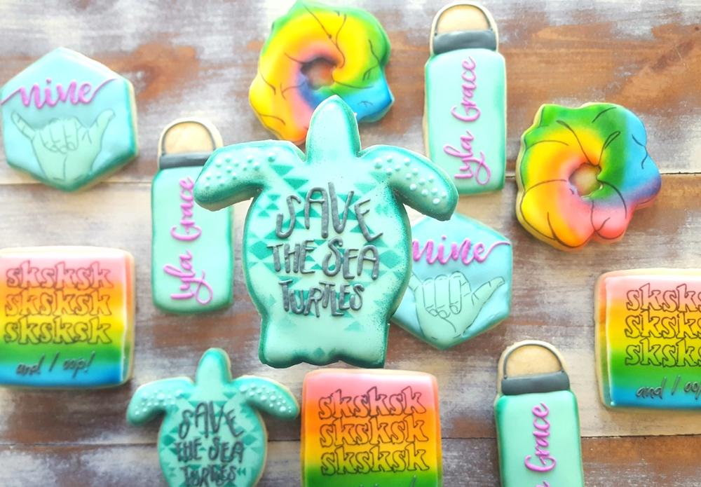 VSCO Girl Cookies