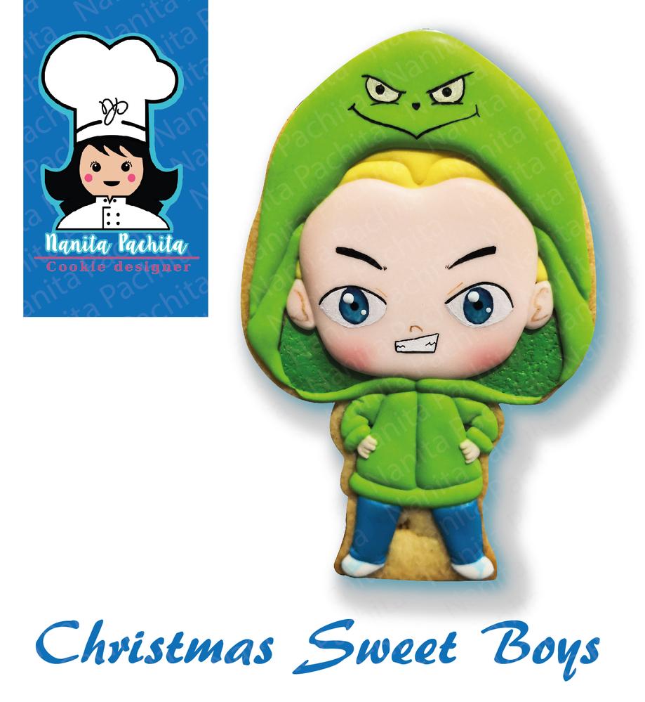 Boy christmas