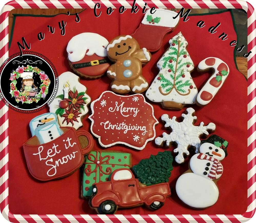 Christmas Combination #1 - November 2019