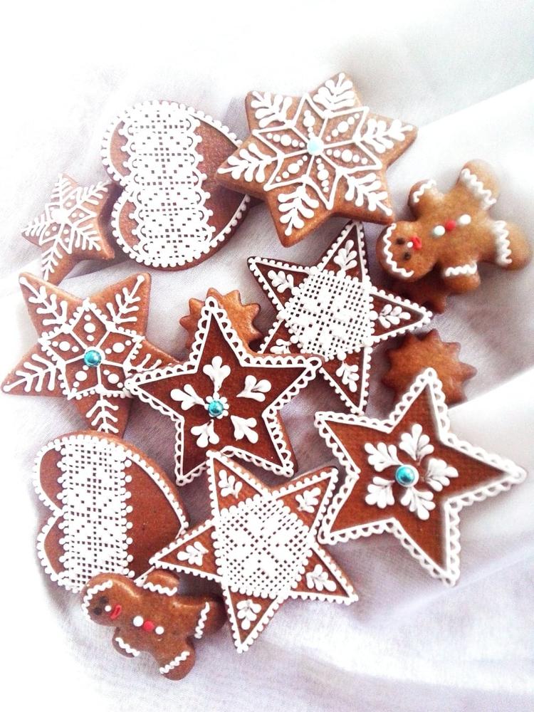 Świąteczne gwiazdeczki