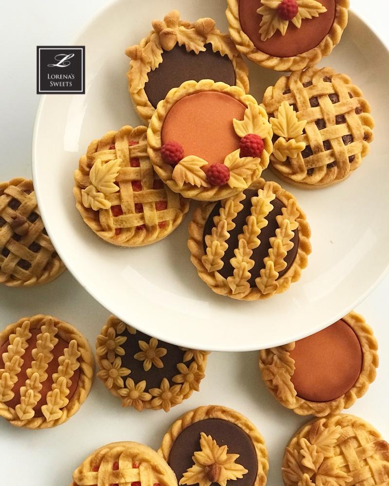 Thanksgiving Cookies. Lorena Rodriguez