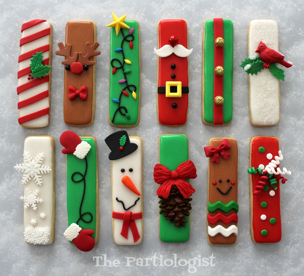 Christmas Cookie Sticks!