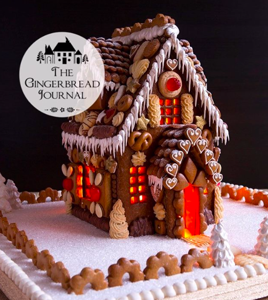 """From my book, 'A Year of Gingerbread"""" copyright 2014"""